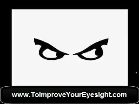 Simple Exercise For Helping You To Improve Eyesight