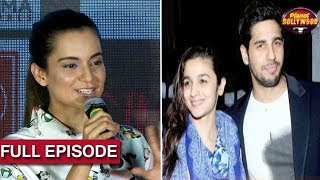 Kangana Bashes Karan Johar | Ranbir Responsible For Ugly Breakup Between Sidharth & Alia