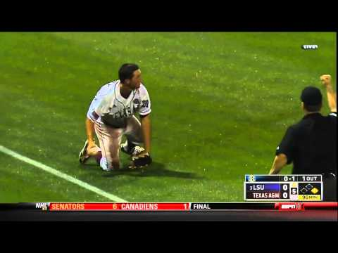 05/09/2013  LSU vs Texas A&M Baseball Highlights