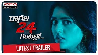 Raagala 24 Gantallo Latest Trailer || Satya Dev, Eesha Rebba || Sreenivaas Redde - ADITYAMUSIC