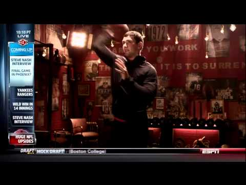 Nas Promo - NFL Draft (Andrew Luck / Robert Griffin III) on ESPN