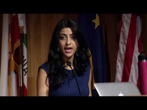 A. Richard Newton Distinguished Innovator Lecture Series - Komal Ahmad