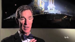 Scientists Testing Space Propulsion by Light - VOAVIDEO