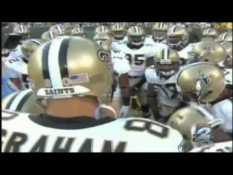 New Orleans Saints Drew Brees Chant 2011