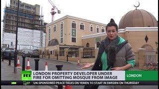 Property developer airbrushes mosque out of marketing photos, triggers backlash - RUSSIATODAY