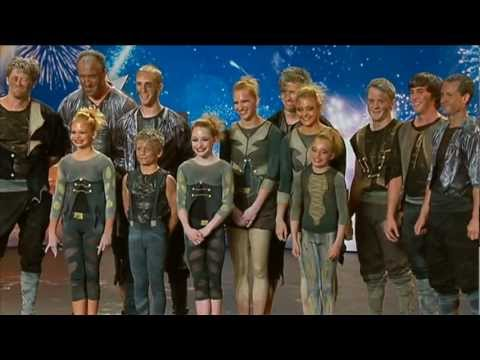 Australia's Got Talent 2012 - Odyssey