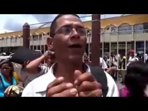 UN CHAVISTA EXPLICA PORQUE HAY ESCASEZ EN VENEZUELA 2014