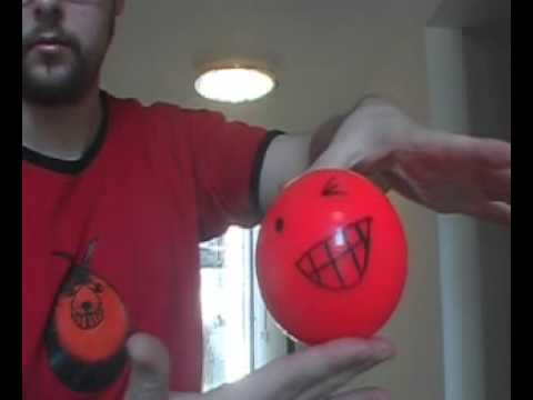 エニグマ シングルボールコンタクトジャグリング