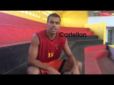 Castellon convida a nação rubro-negra para segundo jogo entre Sport x Campo Mourão