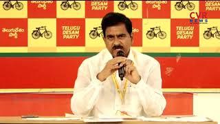 Minister Devineni Uma Fires on YS Jagan | CVR News - CVRNEWSOFFICIAL