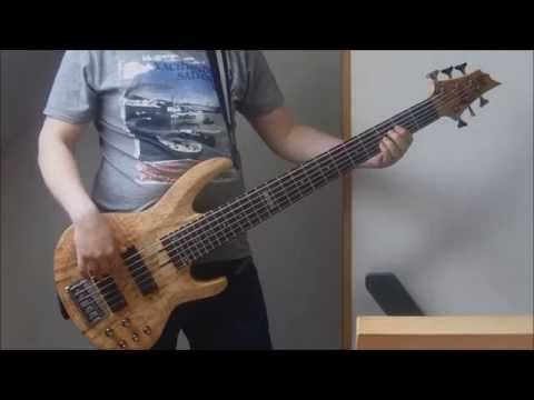 Sylosis - Empyreal Bass and Guitar Solo Cover