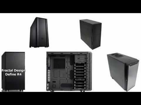 Polecane obudowy komputerowe do super-cichego komputera