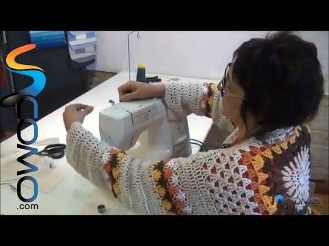 Cómo enhebrar una máquina de coser moderna