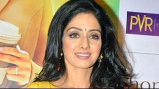 Sridevi back to work - NDTV