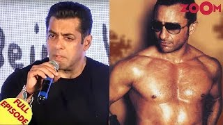 Which celebrity angered Salman Khan? | Saif Ali Khan to do body transformation for THIS film & more - ZOOMDEKHO