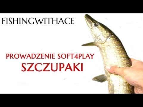 Wędkarstwo spinningowe - Jak prowadzić przynęty: Soft4Play - Lekki jig