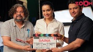 Shraddha Kapoor's Saina Nehwal biopic 'SAINA' goes on floors & more! | Bollywood News - ZOOMDEKHO