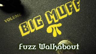 Royalty Free Background Rock Hard:Fuzz Walkabout