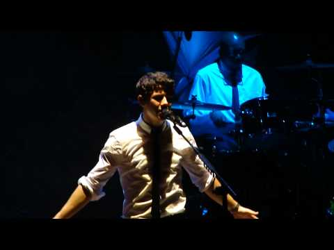 "Nick Jonas - ""Vesper's Goodbye"" - Live in Curitiba, Brazil - September 25th, 2011"