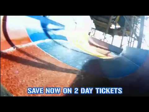 Thorpe Park 2011 10 Second Tv Advert