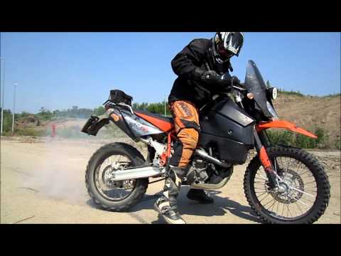 KTM 950 Super Enduro R - Beauty and the Beast