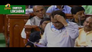 Suresh Prabhu Presents Indian Railway Budget 2017 In Lok Sabha | Mango News - MANGONEWS