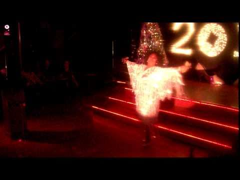 Miss Ella Fitzgerald singing I m still standing on New Years Eve 2011