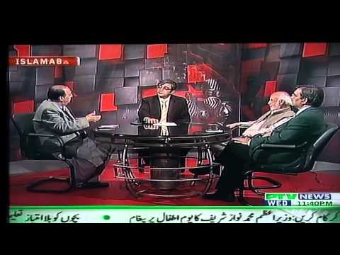 Inter-Religious Harmony - PTV NEWS 20-11-2013 with Farrukh Khan Pitafi