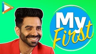 Aparshakti Khurrana Tells Us About His First Times - HUNGAMA