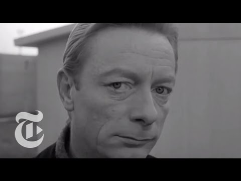 Critics' Picks - Critics' Picks: 'Wings of Desire' - nytimes.com/video