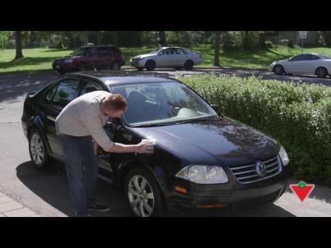Comment cirer son auto à la main