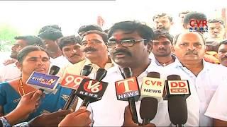 MLA Puvvada Ajay Kumar Praises CM KCR over Tanda Village to Grama Panchayat   CVR News - CVRNEWSOFFICIAL