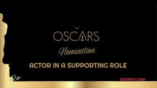 Oscar Nomination best actor in supporting role | Bolly Quickie - ZOOMDEKHO
