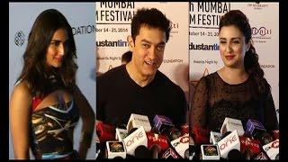 Aamir Khan, the guest of honour at MAMI - IANSINDIA
