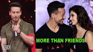 'More than Friends' CONFESSES Tiger Shroff with Disha Patani - IANSINDIA