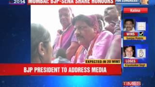 I take responsibility for poll debacle: Maharashtra CM Prithviraj Chavan - TIMESNOWONLINE