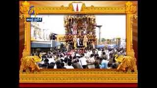 Here Is The Story Of Different Chariots Vahana Sevas Used In Brahmotsav - ETV2INDIA