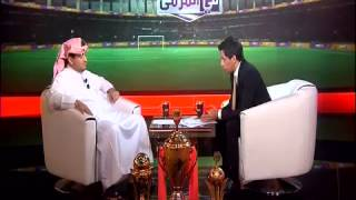 بالفيديو … البلطان يعلن رسمياً رحيله عن مقعد رئيس نادي الشباب