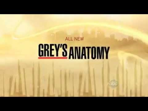 Promo Grey's Anatomy 8X21 - Scandal
