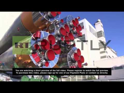 Kazakhstan: Soyuz spacecraft ready for date with ISS