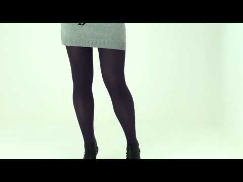 UK Tights - Charnos Opaque 60 Denier Thick Tights