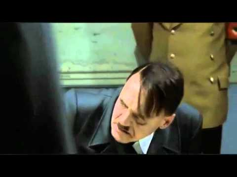 Hitler Bunker scene, no subtitles, from the film Downfall [HD] - Make your own parodies