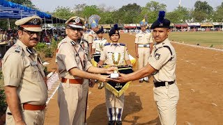 Passing Out Parade held at Group Centre CRPF in Nagpur - TIMESOFINDIACHANNEL