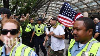 Washington braces for white supremacist rally - WASHINGTONPOST