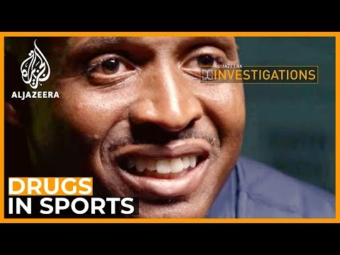 The Dark Side: The Secret World of Sports Doping 2015 documentary movie, default video feature image, click play to watch stream online