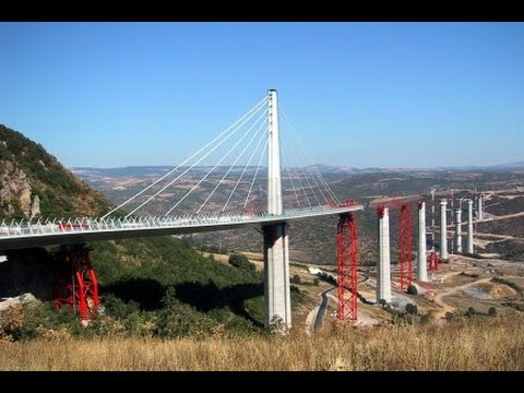 Closing the last gap in the Millau Viaduct - Enerpac Integrated Solutions Project -wJWblykm9Tc
