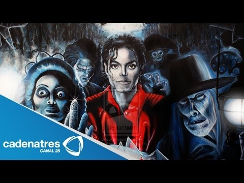 Video clip de Michael Jackson Thriller cumple 30 años