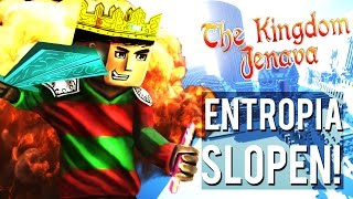 Thumbnail van \'ENTROPIA SLOPEN!\' - The Kingdom Jenava Survival - Deel 3