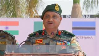 18 Mar, 2019 - India, African nations begin joint field training exercise - ANIINDIAFILE