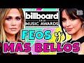 Jennifer Lopez Y Los Feos Y Mas Bellos Latinos En La Alfombra Roja De Los Premios Billboard